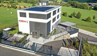 Administration | KOCH Industrieanlagen GmbH
