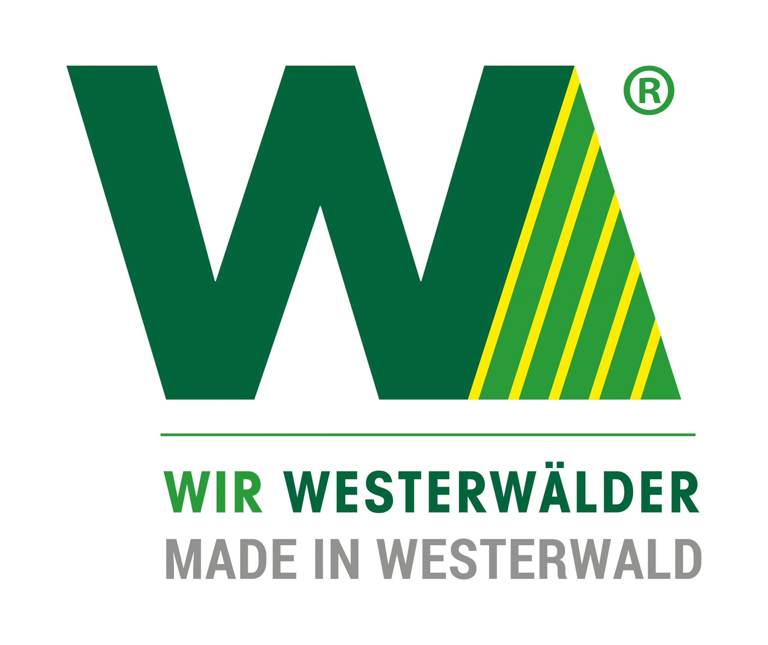 "Regionalsiegel ""Made in Westerwald"""